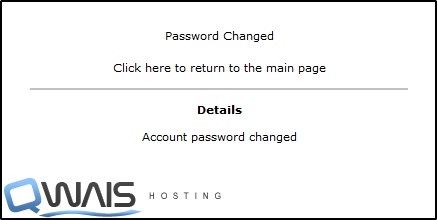 how to change user password wordpress ftp